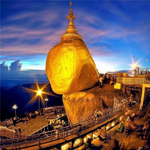 Tour Myanmar huyền bí - Yangon - Bago - Kyaikhtiyo 4N3Đ(Fiditour)