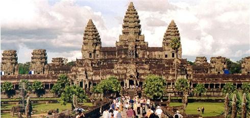 Nhóm Mua - Tour Xiem Riep - Angkor Wat - Phnom Penh 4N3D (Fiditour)