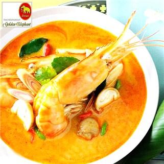 Nhóm Mua - Set menu Thai dac biet cho 2 nguoi tai Nha hang Con Voi Vang