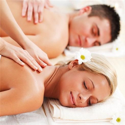 Xông hơi, massage/tắm trắng, chăm sóc da cặp đôi - F'Miss Spa