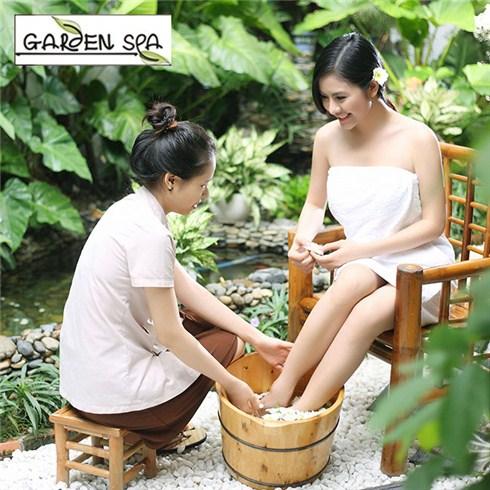 Nâng cơ xóa nhăn, trẻ hóa da công nghệ RF - Garden Spa