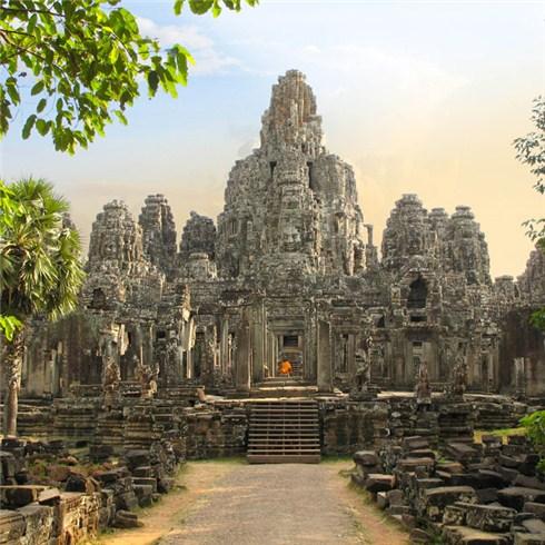 1 hành trình Siem Reap - Bangkok 6N5Đ 2 quốc gia 3 điểm đến