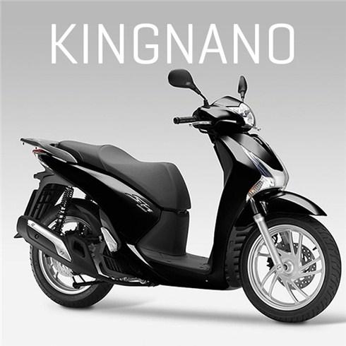 Phủ nano xe máy công nghệ Châu Âu tại King Car Care (WILLF1)
