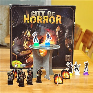 Nhóm Mua - 01 gio choi Board game + nuoc tu chon cho 4 nguoi