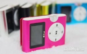 MÁY NGHE NHẠC MP3 CÓ MÀN HÌNH HIỂN THỊ LCD - 1 - Sản Phẩm Giải Trí