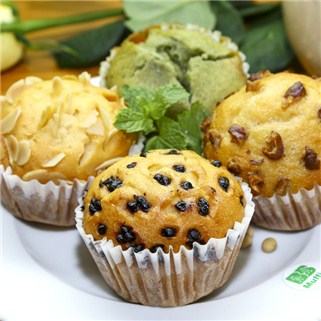 Nhóm Mua - Banh pudding va Muffin Singapore hap dan tai BB Soya Pudding