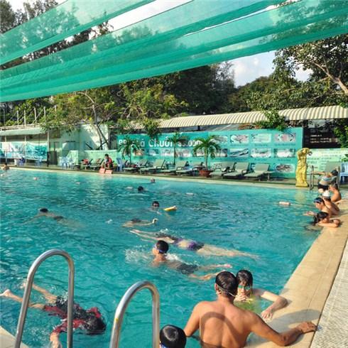 Thẻ bơi 3 tháng tại Trung Tâm TDTT Kỳ Hòa 2
