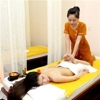 Nhóm Mua - Massage, thanh tay body + chay collagen 120' Thanh Thanh Spa