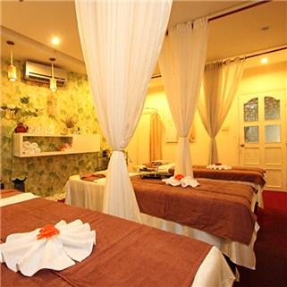 Nhóm Mua - Massage, thanh tay toan than 120' Khanh Huong Spa, mien tip