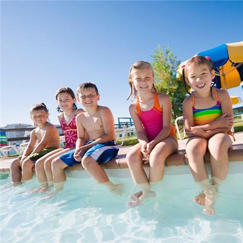 Vé bơi 4 tuần không giới hạn số buổi - Hồ bơi Kỳ Hòa