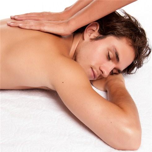 Xông hơi, tắm jacuzzi, massage body, foot dành cho nam - Dung