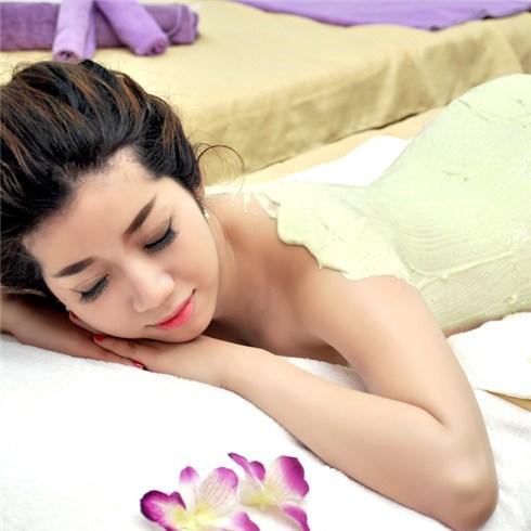 Massage body + đắp mặt nạ toàn thân 90 phút tại Dáng Việt Spa