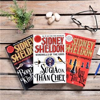 "Nhóm Mua - Combo 3 cuon sach ""Su gia cua than chet"" - Sidney Sheldon"