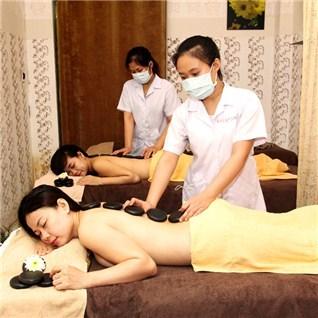 Trọn gói 4 dịch vụ làm đẹp và massage body - Khỏe và Đẹp Spa