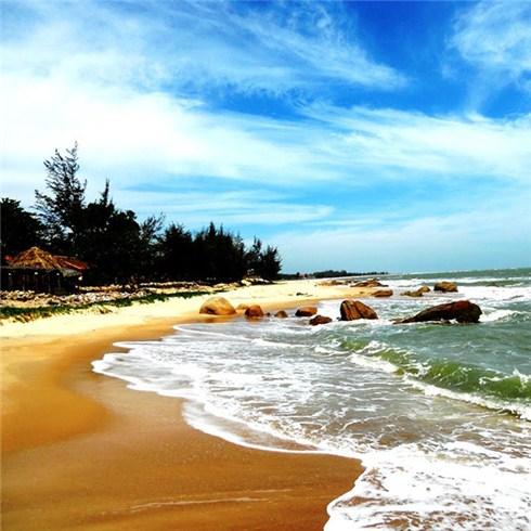 Tour Hồ Tràm - Gió Biển Resort - Vũng Tàu 2N1Đ