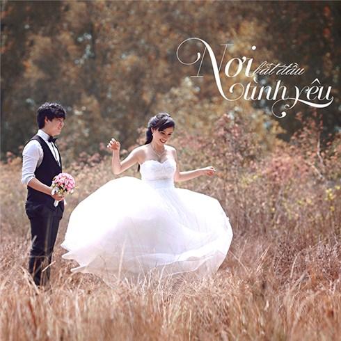 Trọn gói chụp ảnh cưới ngoại cảnh tại Studio Hồng Thanh
