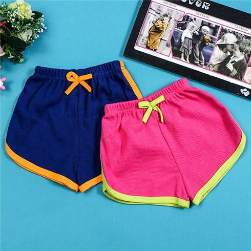 Combo 2 quần short hè cho bé gái