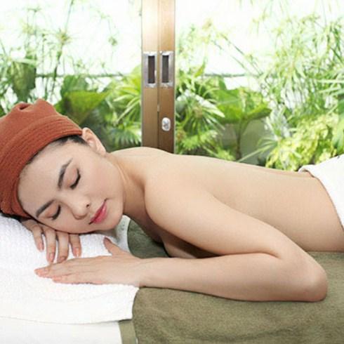 Massage body tinh dầu + đắp mặt nạ 75 phút - Garden Spa