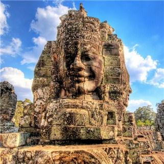 Nhóm Mua - Tour Phnom Penh - Siem Riep - Den Angkor Wat huyen bi 4N3D