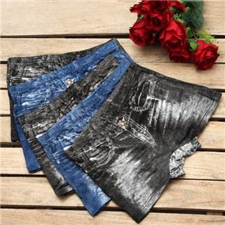 Nhóm Mua - Combo 5 quan short gia jeans cho be gai