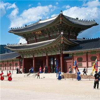 Nhóm Mua - Tour Han Quoc 4N4D Seoul - Everland - Phim Truong KBS - Nami