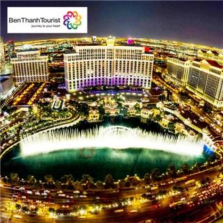 Nhóm Mua - Tour kham pha Bo Tay Hoa Ky - Los Angeles - Las Vegas 7N6D