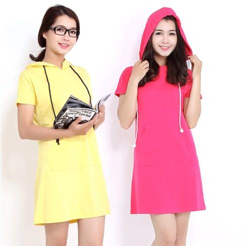 Đầm suông hot trend trẻ trung