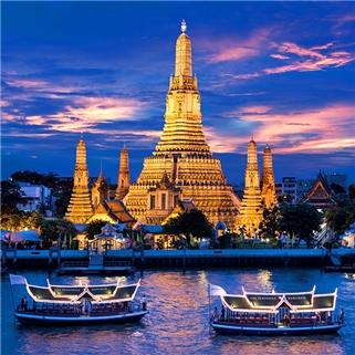 Nhóm Mua - Tour Thai-Le Hoi Halloween- Tang 500.000D Tien Mat 5N4D