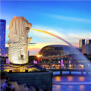 Nhóm Mua - Tour Singapore - Sentosa - Wonderful Light Show 3N2D