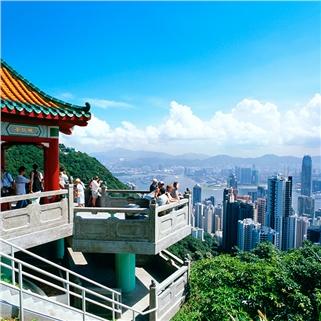 Nhóm Mua - Tour Hong Kong - Sky 100 - Quang Chau - Tham Quyen 5N4D