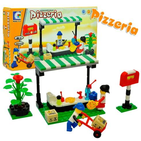 Bộ đồ chơi xếp hình Pizzeria
