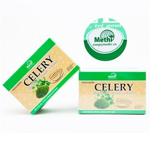 Combo 02 hộp trà thảo dược Celery - Ấn Độ