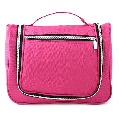 Túi đựng đồ cá nhân chống thấm nhiều ngăn tiện lợi - hồng