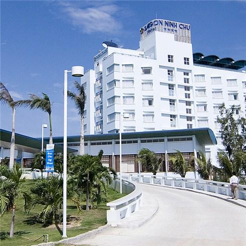 Khách sạn Sài Gòn - Ninh Chữ tiêu chuẩn 4 sao tại Ninh Thuận