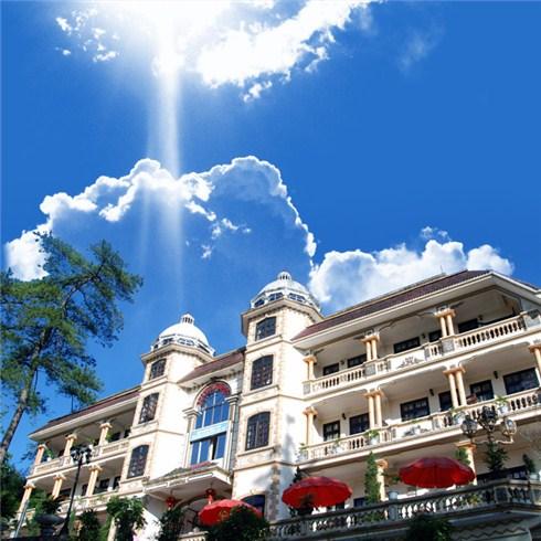 Khách sạn Hoàng Hà Sapa tương đương 3 sao + Buffet sáng