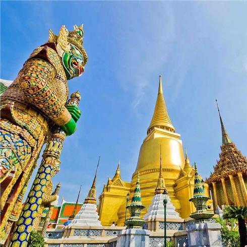 Tour Thái Lan - Bangkok - Pattaya 5N4Đ (bao gồm vé máy bay)
