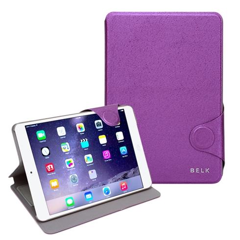 Bao da iPad mini 1,2 Belk - màu tím