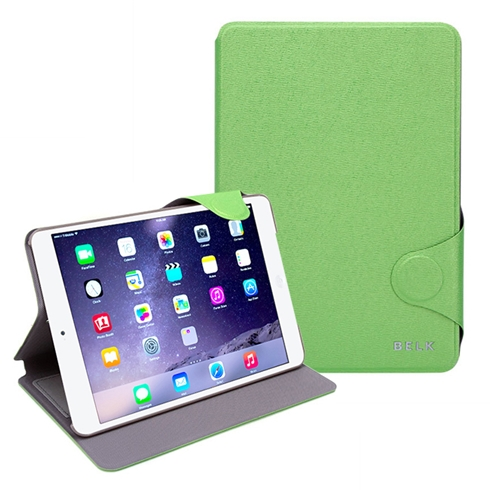 Bao da iPad mini 1,2 Belk - màu xanh lá