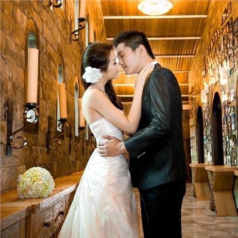 Chụp ảnh thử làm cô dâu và chú rể tại Sunny Studio