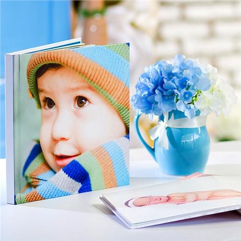 Dịch vụ in Album PhotoBook mở phẳng công nghệ Đức - ArtClick