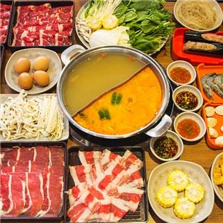 Nhóm Mua - Buffet lau Thai, Nhat, Han tai Hotpot Story