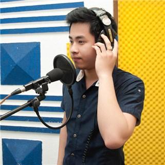 Nhóm Mua - Thu am tron goi 1 bai hat don ca tai Studio Not Nhac Tre
