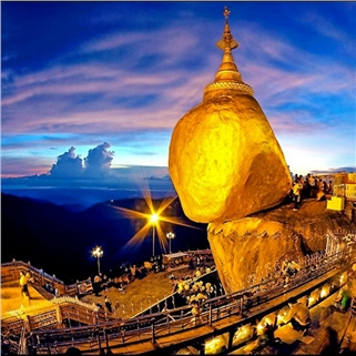 Nhóm Mua - Tour Myanmar 4N3D: Yangon – Bago – Golden Rock - Yangon