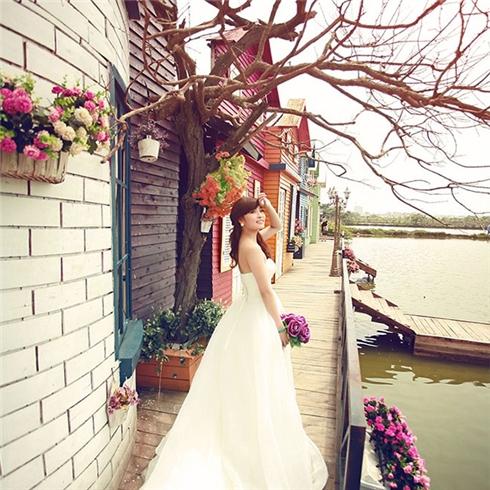 Gói chụp ảnh cưới thử tại Huỳnh Ngô Studio