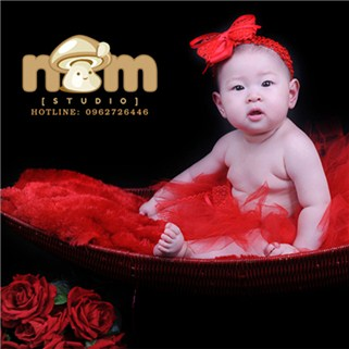 Nhóm Mua - Tri an KH voi Goi chup anh dac biet cho be tai Nam Nho Studio