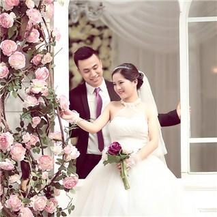 Nhóm Mua - Dich vu thu lam co dau tai Ao cuoi Valentine Studio