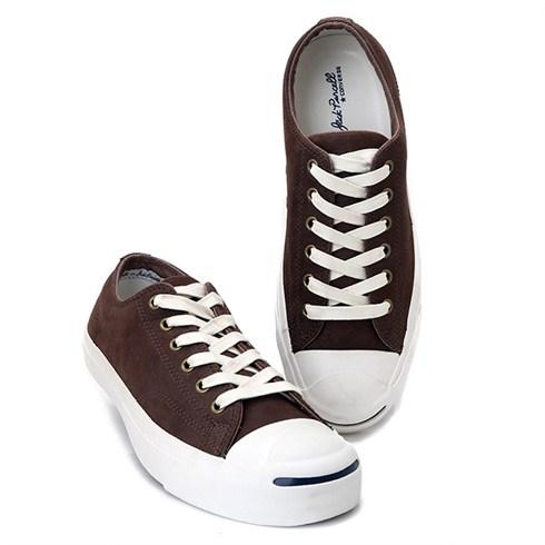 Giày Converse nam chính hãng - 131182C màu nâu đậm-BH 6 tháng