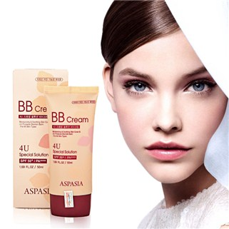 Nhóm Mua - Kem nen Aspasia 4U Special BB Solution Cream SPF50 Pa+++