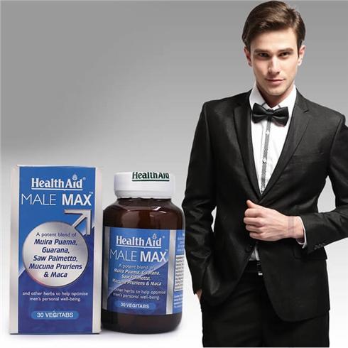 Thực phẩm chức năng tăng cường sinh lý nam giới Male Max
