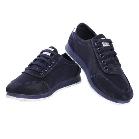 Giày nữ thể thao ánh kim 207 - xanh